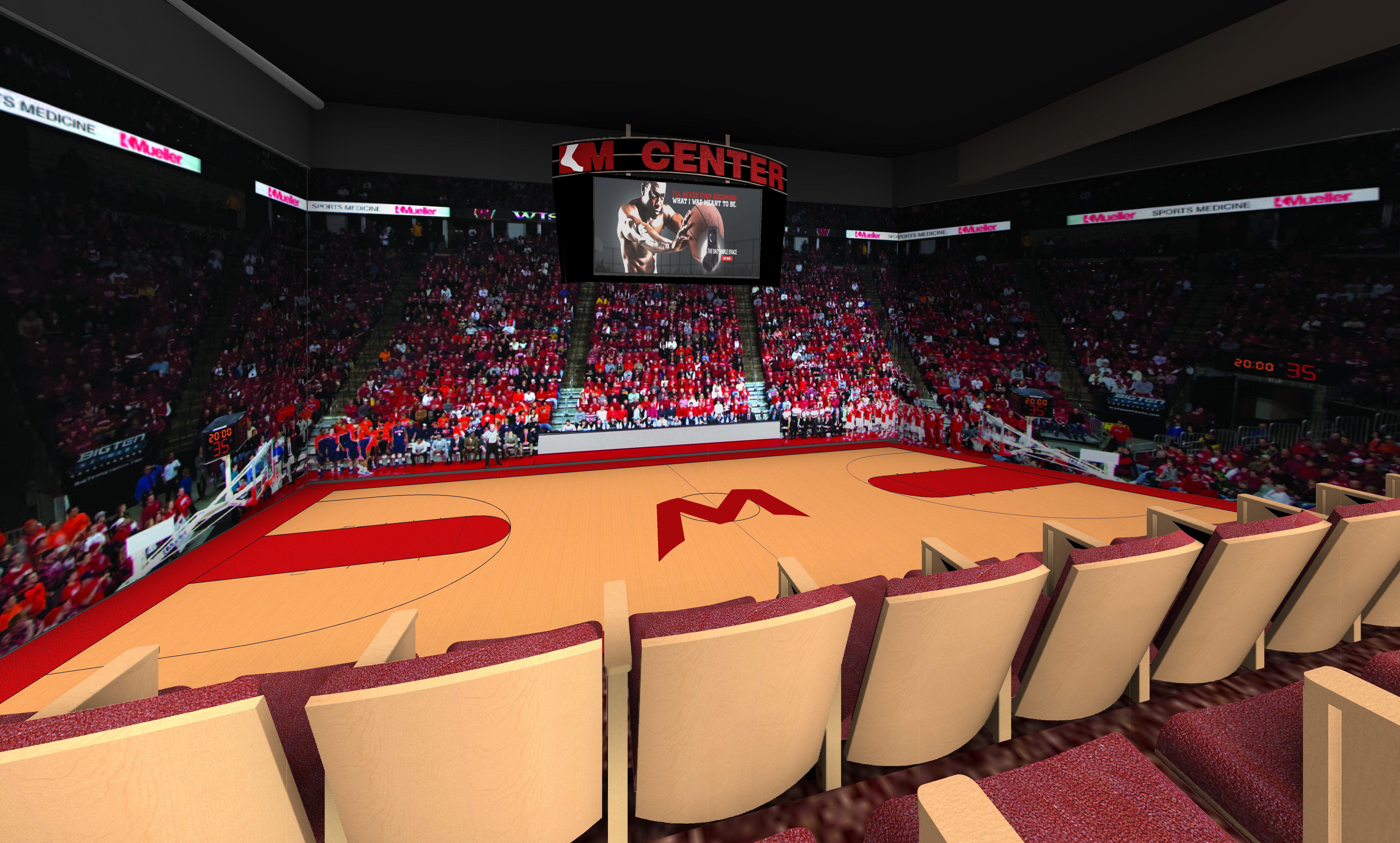 M Center Court